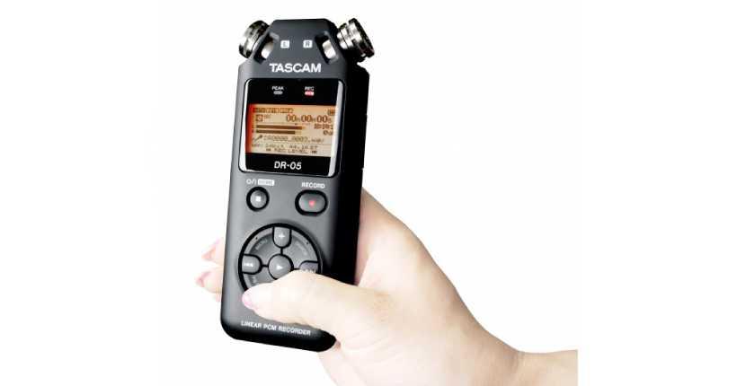 رکوردر تسکم Tascam DR-05 Portable Stereo