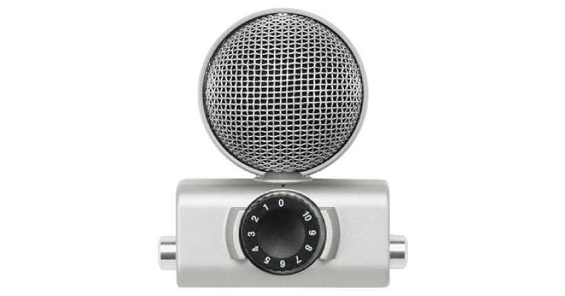 میکروفن MSH-6 MS Capsule برای ZOOM H6 Recorder