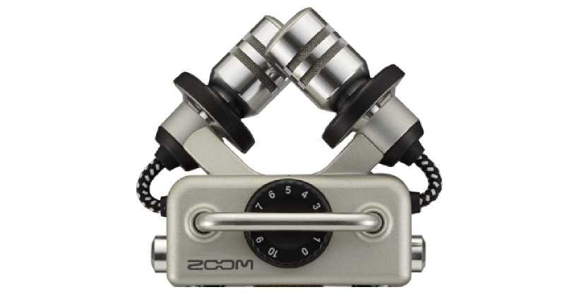 میکروفن XYH-5 X/Y Capsule برای Zoom H6 Recorder