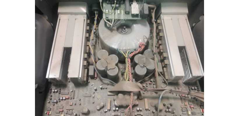 سرویس پاور میکسر دایناکورد Dynacord Power Mixer 1000-2