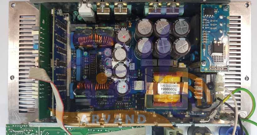 تعمیر باند اکتیو ای وی Electro Voice ZXA-5 Active Speaker