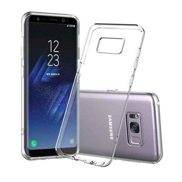 کاور ژله ای  SAMSUNG S8 Plus