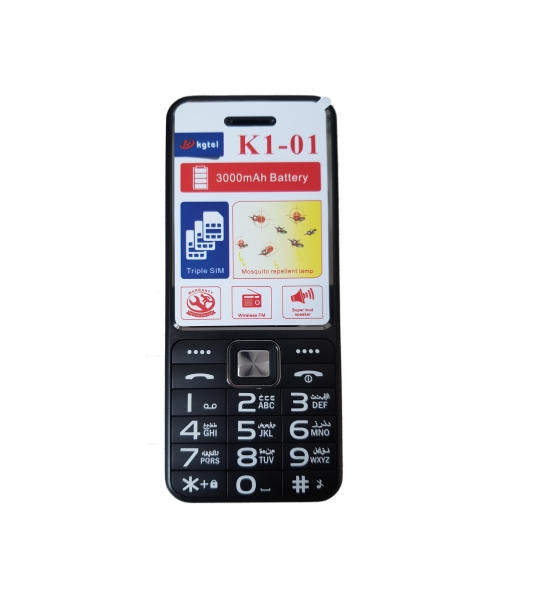 Kgtel K1-01 (3SIM)