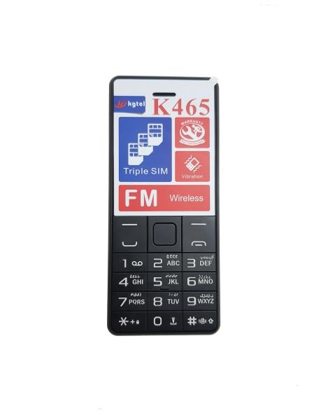 Kgtel K465 (3SIM)