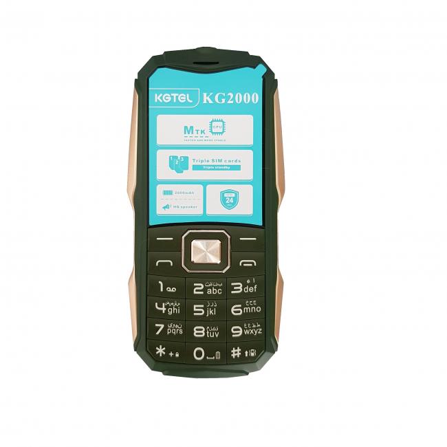 Kgtel KG2000 (3SIM)