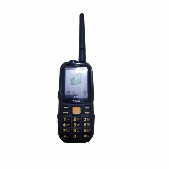 واکی تاکی Hope F801 (2SIM)