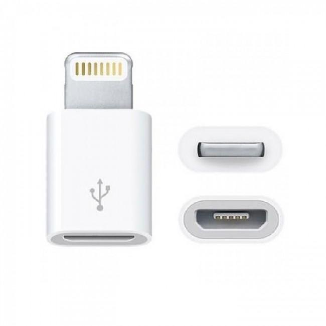 تبدیل micro USB به لایتنینگ