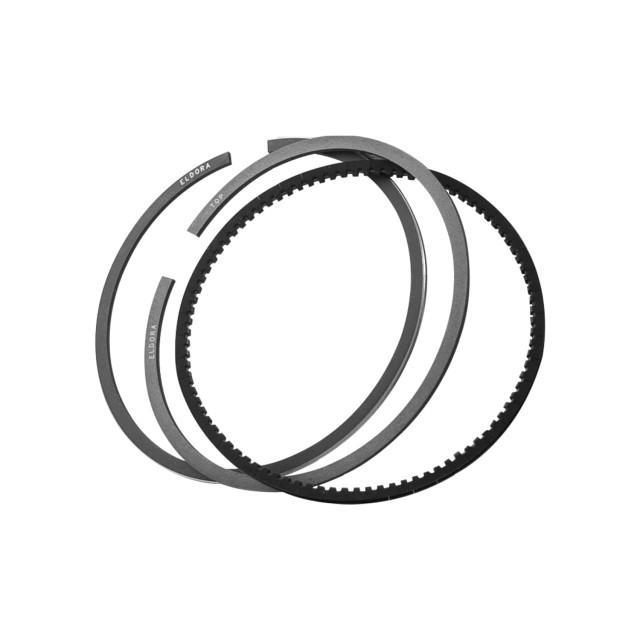 رینگ موتور الدورا کد 87020645 مناسب برای پژو 206 تیپ 2 مجموعه 3 عددی