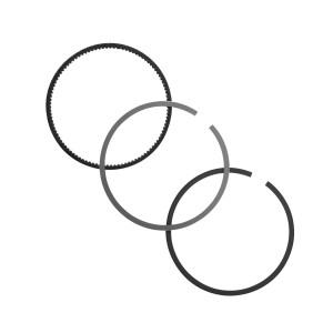 بوش و پیستون و رینگ الدورا کد 87010630 مناسب برای پژو 405 بسته 4 عددی