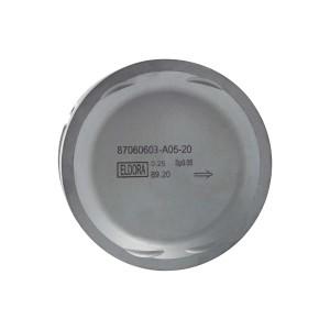 پیستون و گژن پین الدورا کد 87060603 مناسب برای نیسان وانت