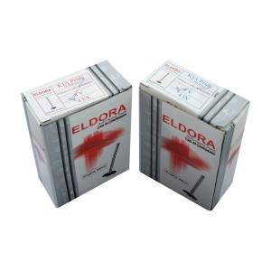 سوپاپ دود و هوا الدورا کد 87050301 مناسب برای پراید بسته 8 عددی