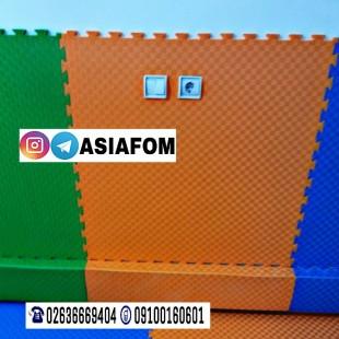 دیوارپوش پازلی آسیافوم