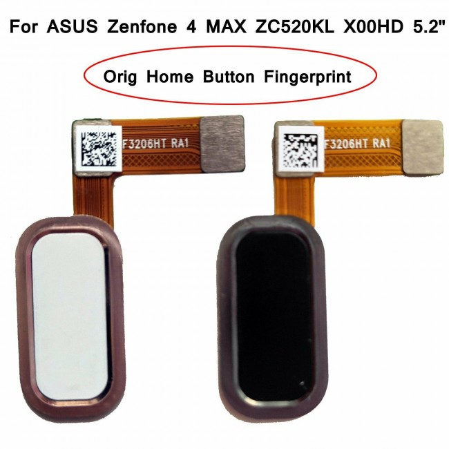 Asus Zenfone 4 Max ZC520KL Fingerprint