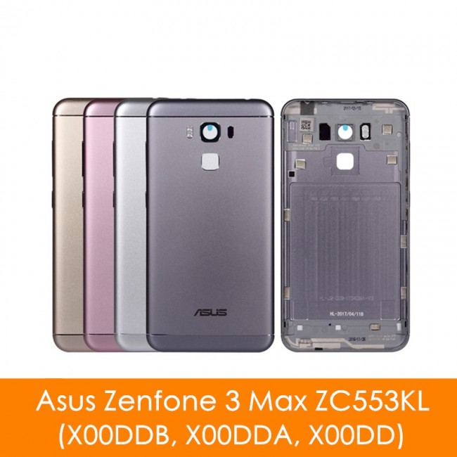 ASUS Zenfone 3 max ZC553KL Backdoor
