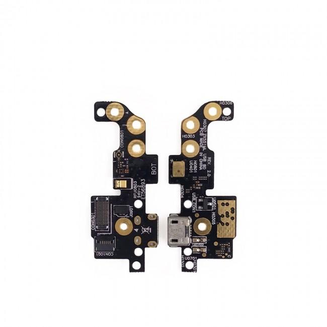 Asus Zenfone 2 Zoom  ZX551ML Usb Board