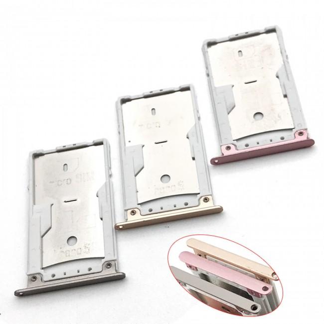 اسلات سیم کارت Asus Zenfone 3 Max ZC520TL Sim Card Slot Tray
