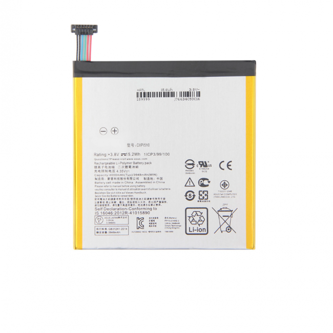Asus ZenPad 8 Z580C/Z580CA Tablet Battery