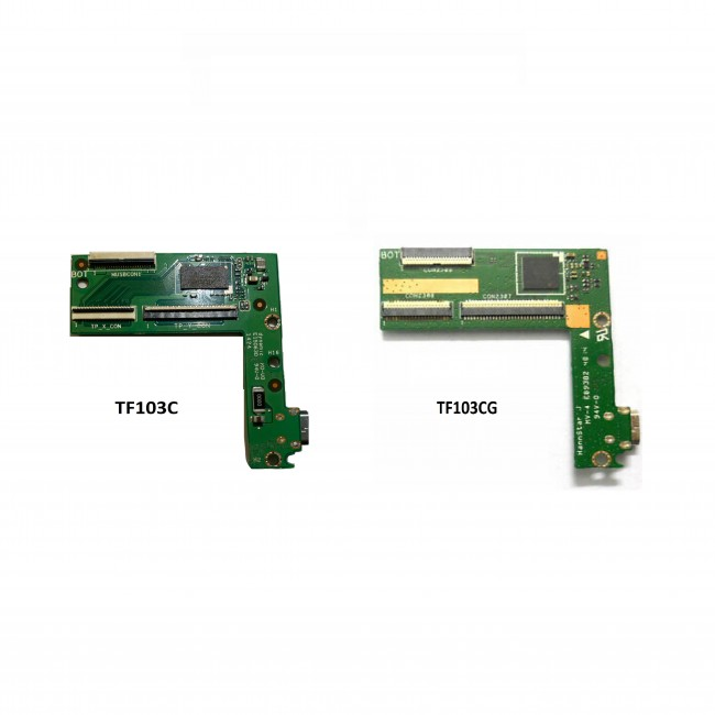 Asus Transformer Pad TF103C/TF103CG Tablet Touch Board