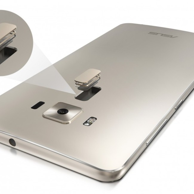 ASUS Zenfone 3 Deluxe ZS570KL fingerprint
