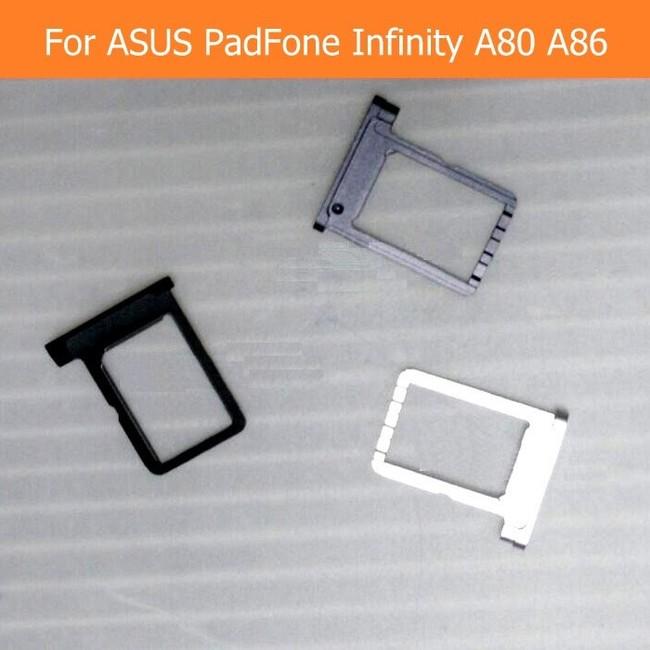 اسلات سیم کارت Asus padfone infinity A80/A86 Sim Card Slot Tray