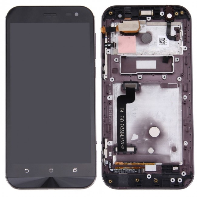 Asus Zenfone 2 zoom ZX551ML Touch LCD