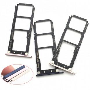 اسلات سیم کارت Asus Zenfone 4 Max ZC520KL Sim Card Slot Tray