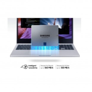 SAMSUNG SSD 870 QVO SATA 2.5