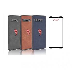 ASUS ROG PHONE 3 ZS661KL ORIGINAL COVER + FULL GLASS