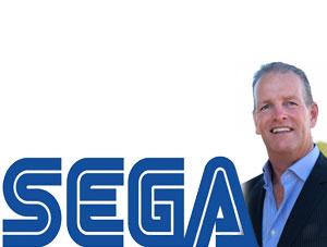 شرکت سگا نمایندگی بازار آمریکا، رئیس جدید خود را شناخت.