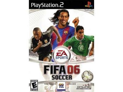 بازی فیفا 2006 پلی استیشن 2