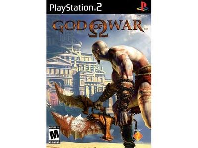 بازی پلی استیشن 2 خدای جنگ