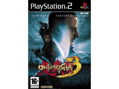 بازی اونیموشا 3 برای پلی استیشن 2