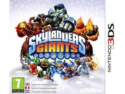 بازی اسکایلندرز : جاینت در 3 دی اس