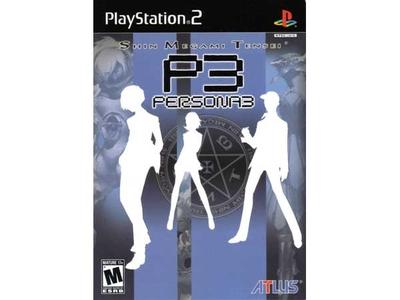 بازی پرسونا 3 در PS2