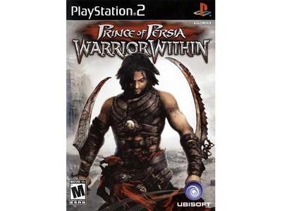 بازی شاهزاده ایرانی جنگجوی درون در PS2