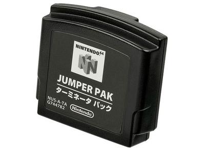 جامپر پک نینتندو 64