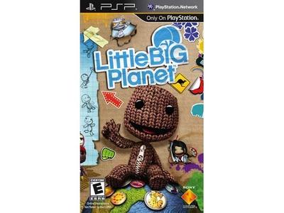 بازی لیتل بیگ پلانت برای پی اس پی