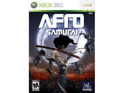 بازی افرو سامورایی برای ایکس باکس 360