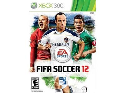 بازی فیفا 12 برای ایکس باکس 360