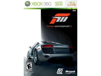 بازی ایکس باکس 360 فورزا موتوراسپورت 3