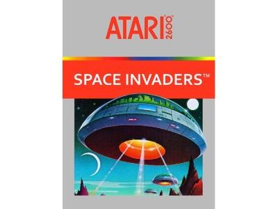 بازی مهاجمان فضایی آتاری 2600