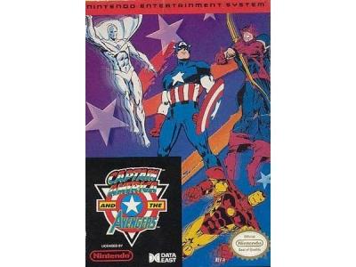 بازی کاپیتان آمریکا و انتقامجویان برای فامیکوم / نس