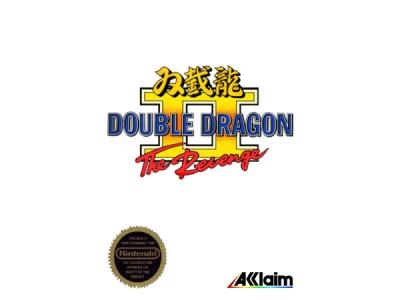 بازی اژدهای دوگانه 2 یا دابل دراگون 2 برای فامیکوم / نس