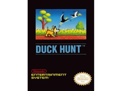 بازی شکار اردک برای فامیکوم / نس
