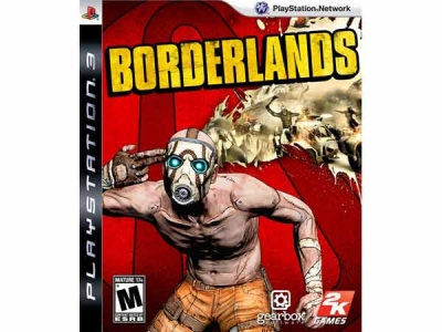 بازی سرزمین های مرزی برای پلی استیشن 3