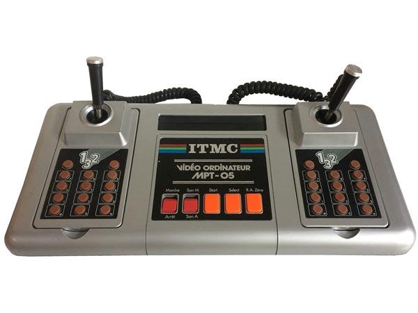 کنسول بازی ITMC