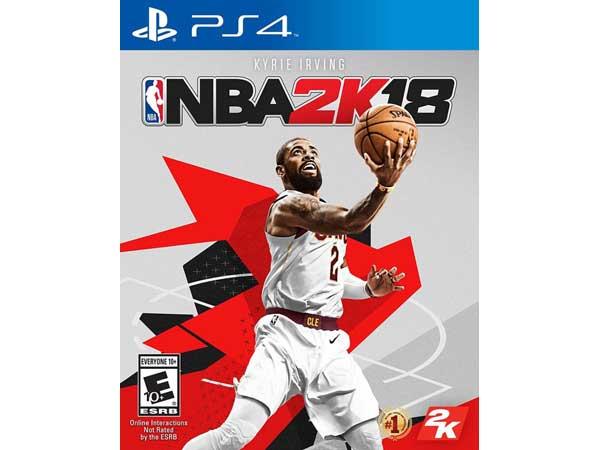 بازی بسکتبال ان بی ای 2018 پلی استیشن 4