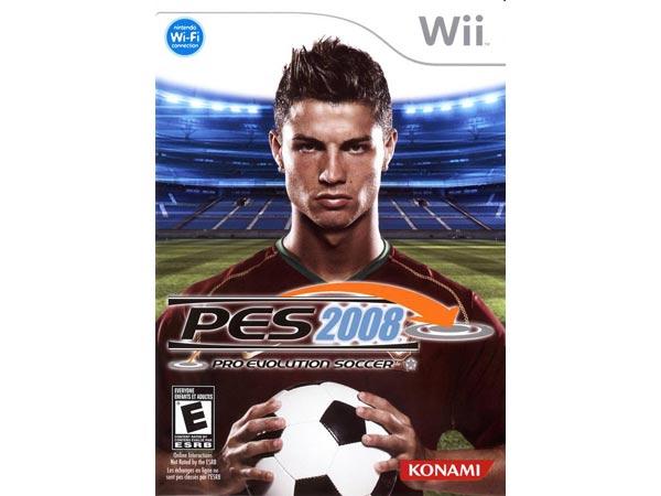 بازی Wii پی ای اس 2008