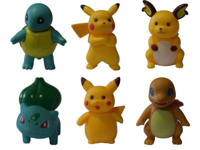 مجموعه عروسک های پوکمون