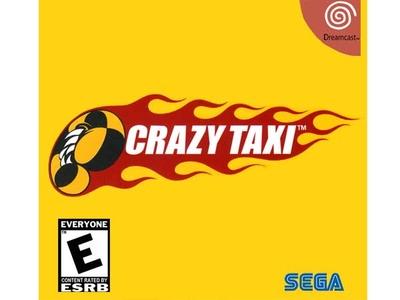 بازی دریمکست تاکسی دیوانه